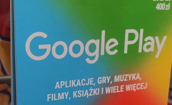 google play sklep